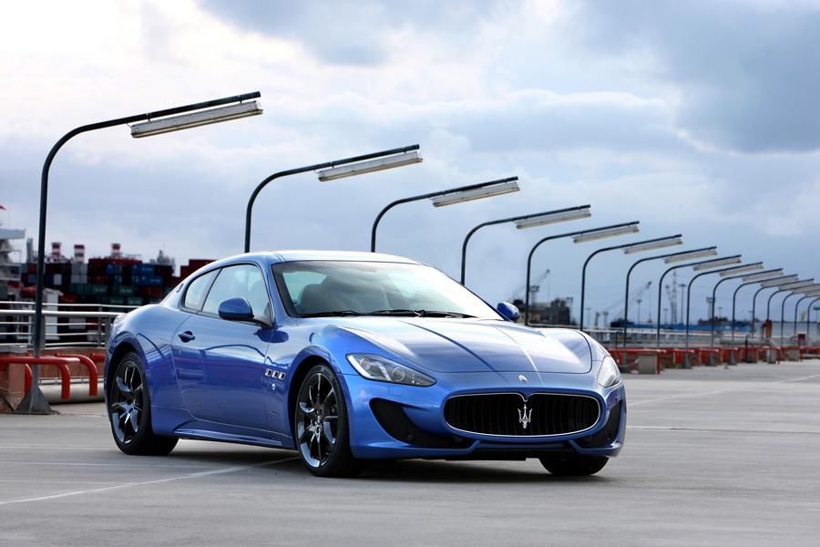 2013 Maserati GranTurismo Photo 5 of 40