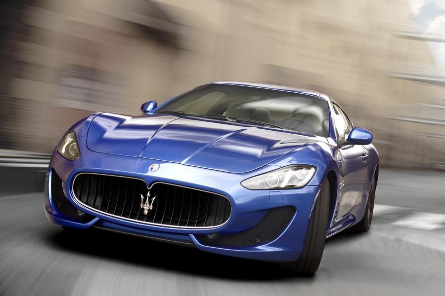 2013 Maserati GranTurismo Photo 6 of 40