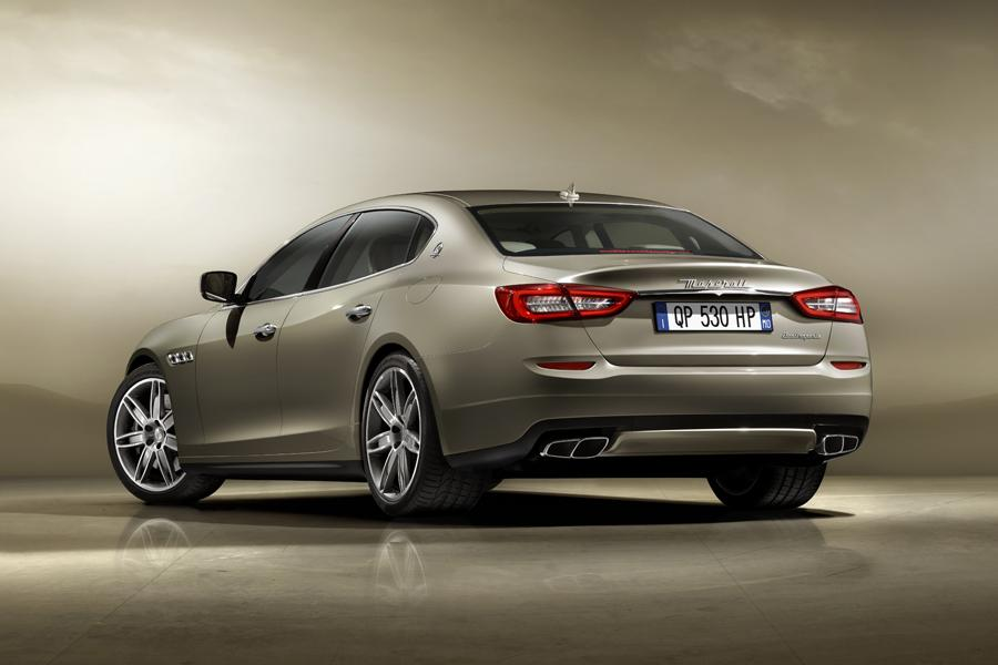 2013 Maserati Quattroporte Photo 5 of 40