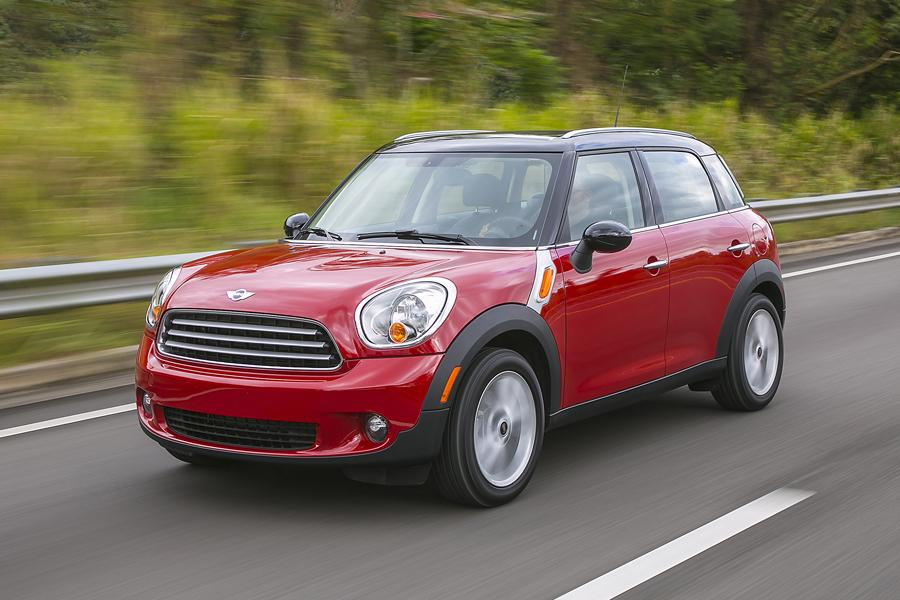 2013 mini countryman reviews specs and prices. Black Bedroom Furniture Sets. Home Design Ideas