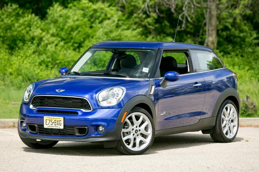 2013 MINI Paceman Photo 1 of 40