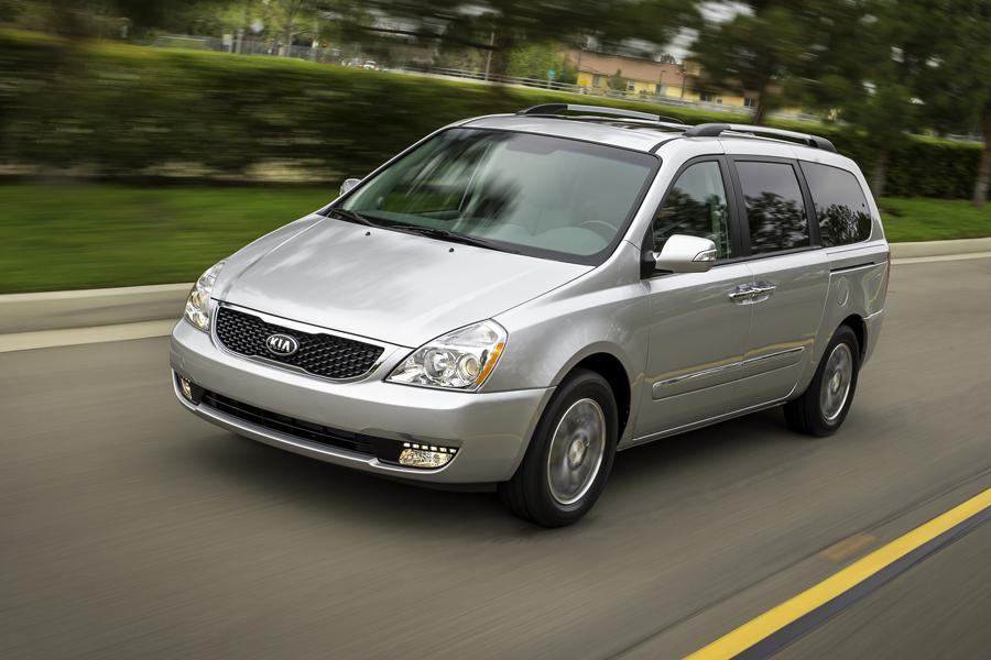2014 Kia Sedona Photo 1 of 14