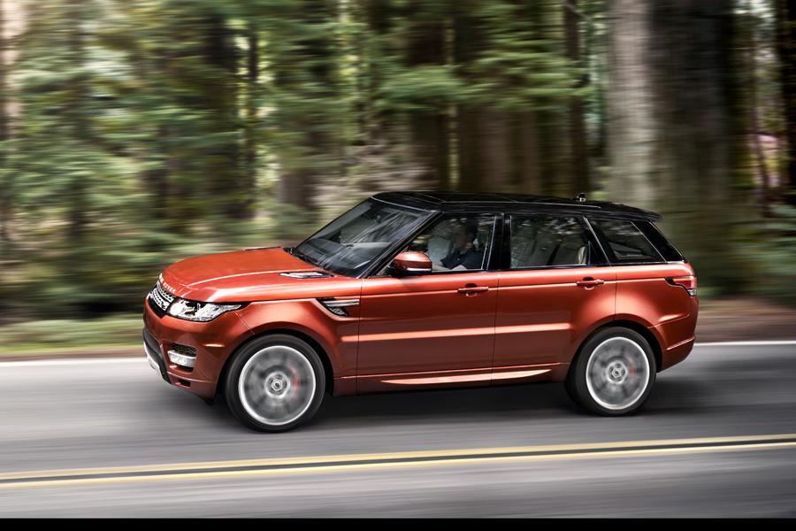 2014 Land Rover Range Rover Sport Photo 2 of 25