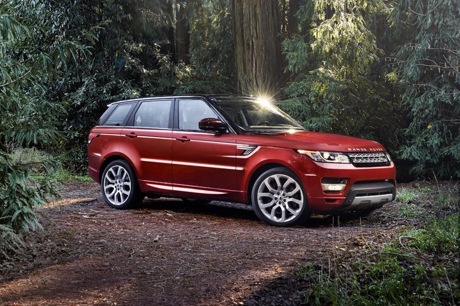 2014 Land Rover Range Rover Sport Specs Pictures Trims