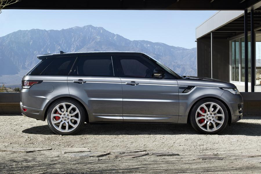 2014 Land Rover Range Rover Sport Specs Pictures Trims