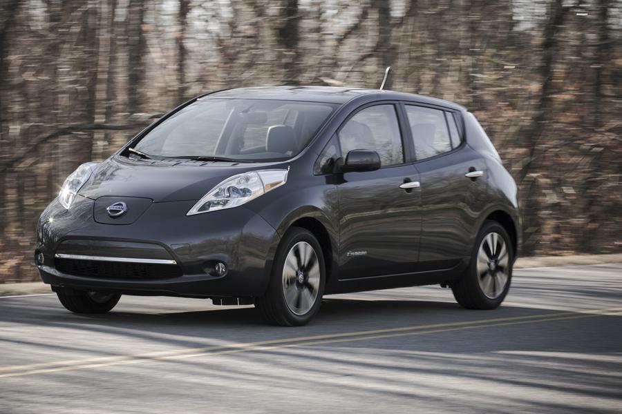 2013 Nissan Leaf Photo 3 of 40