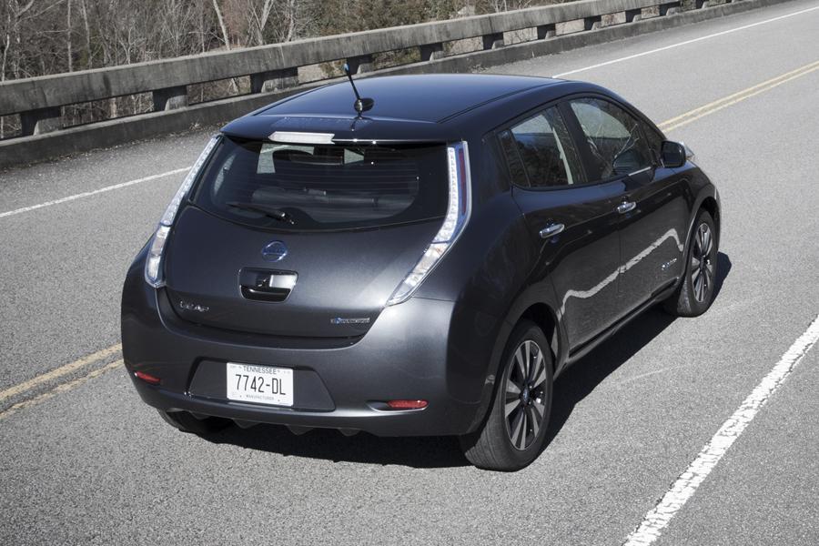 2013 Nissan Leaf Photo 6 of 40