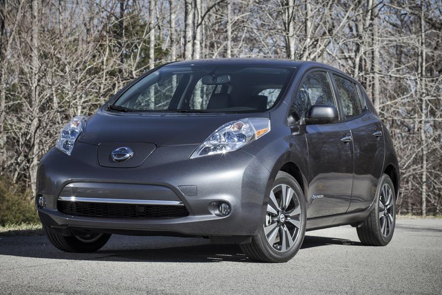 2013 Nissan Leaf Photo 5 of 40