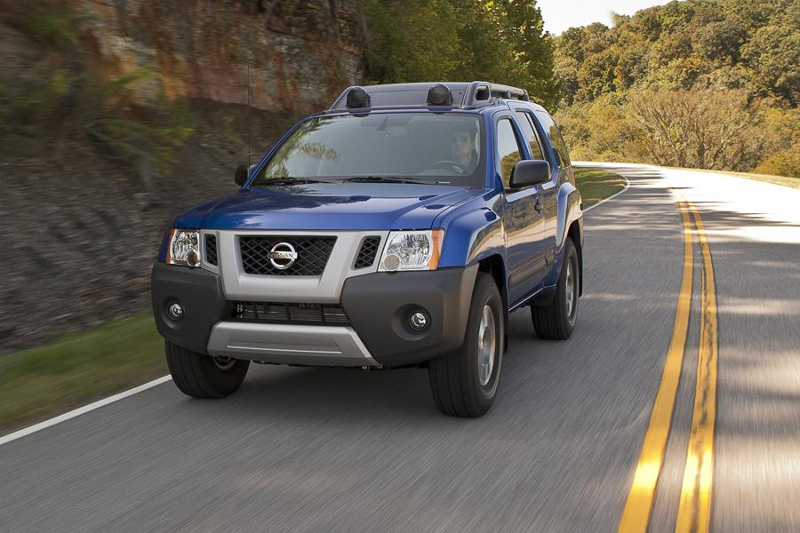 2013 Nissan Xterra Photo 5 of 40
