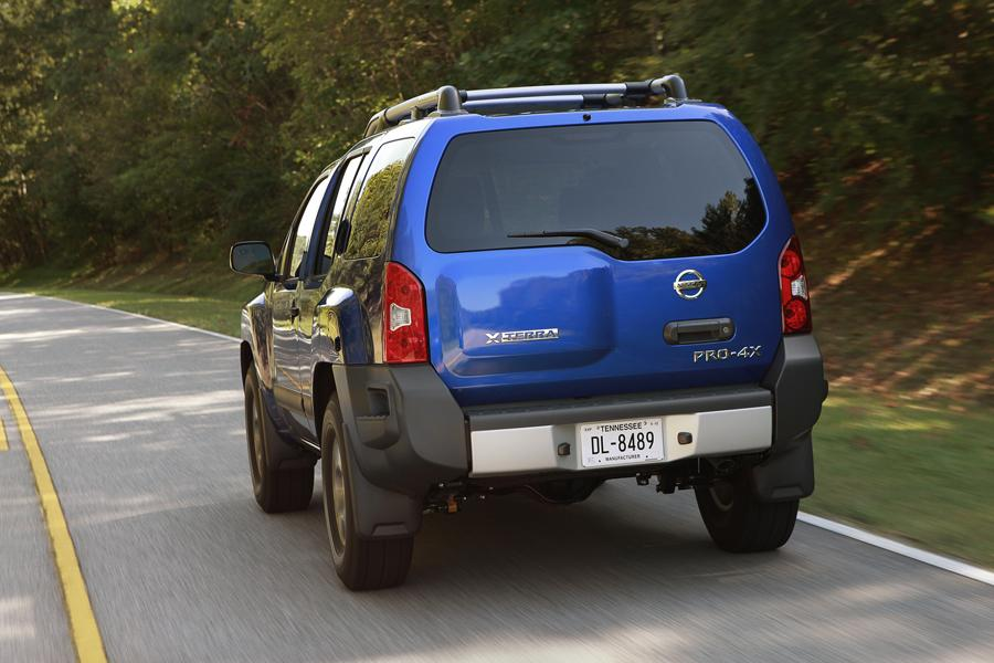 2013 Nissan Xterra Photo 3 of 40