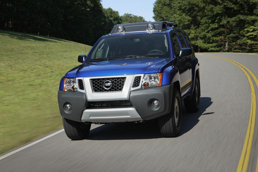 2013 Nissan Xterra Photo 6 of 40