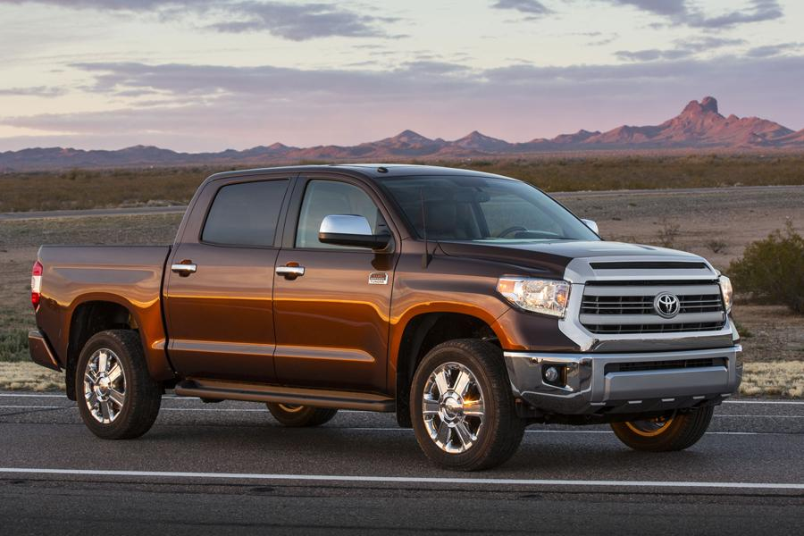 2014 Toyota Tundra Photo 2 of 40