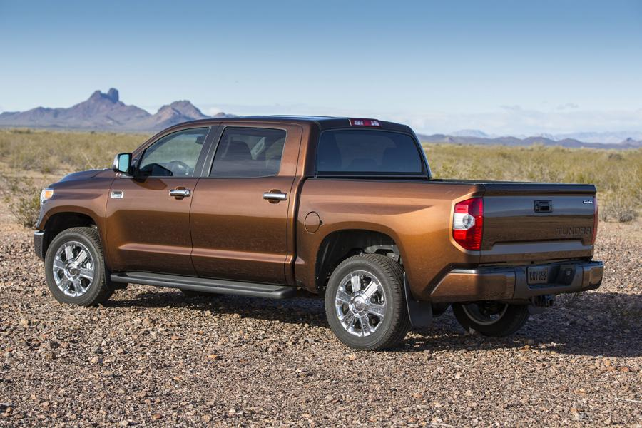 2014 Toyota Tundra Photo 5 of 40