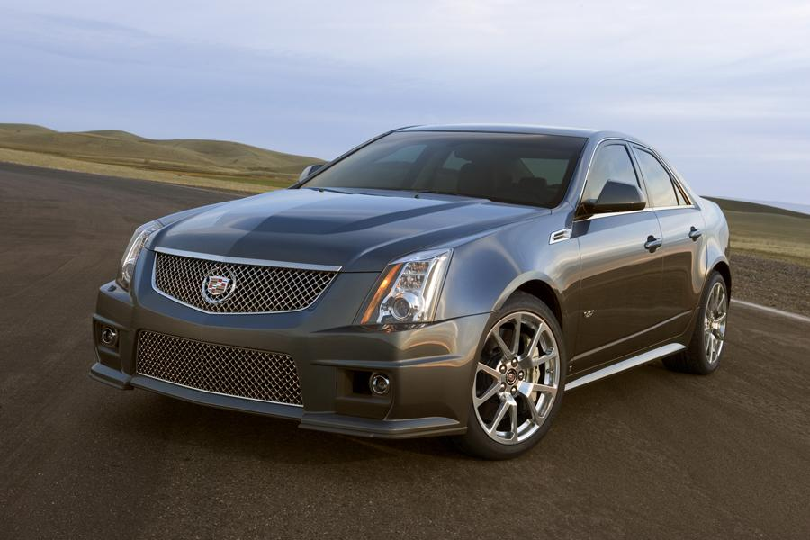 2013 Cadillac CTS Photo 1 of 32