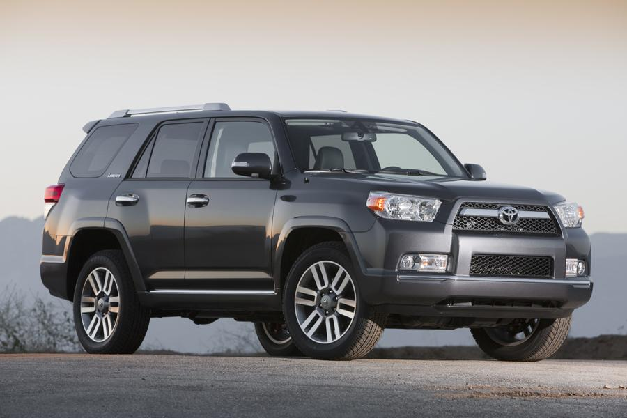 2012 Toyota 4Runner Photo 1 of 17