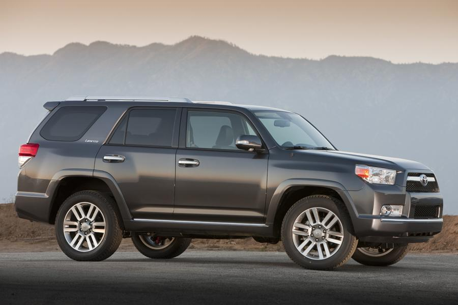 2012 Jeep Grand Cherokee For Sale >> 2012 Toyota 4Runner Reviews, Specs and Prices   Cars.com