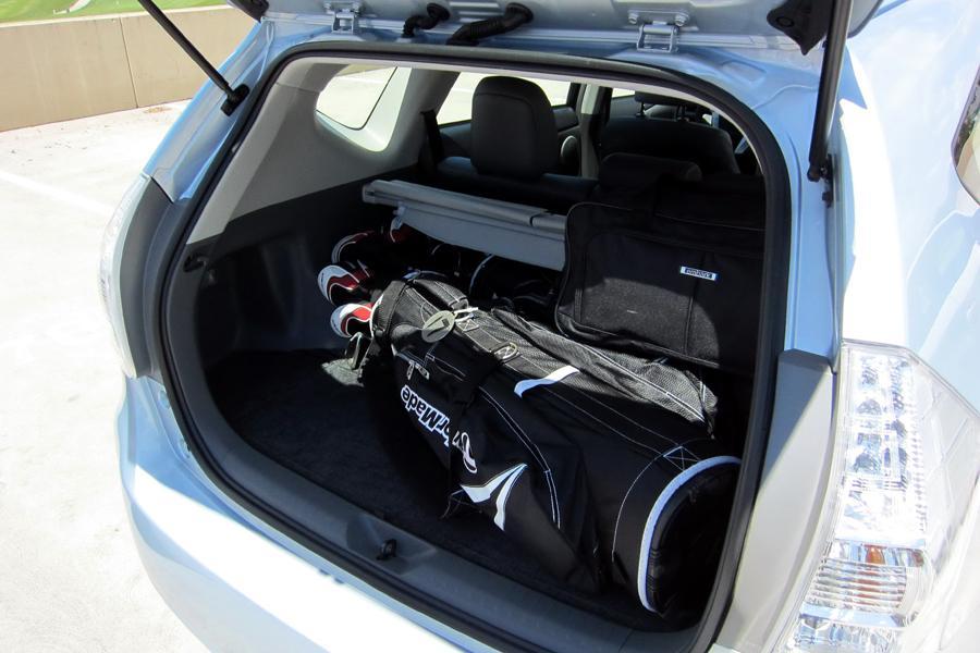 2012 Toyota Prius V Reviews Specs And Prices Cars Com