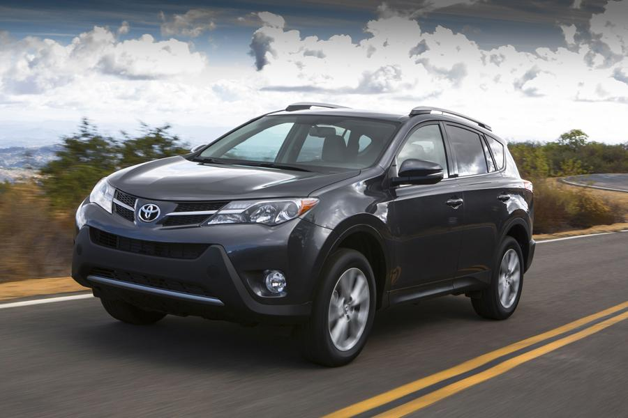 2012 Toyota Rav4 Overview Cars Com