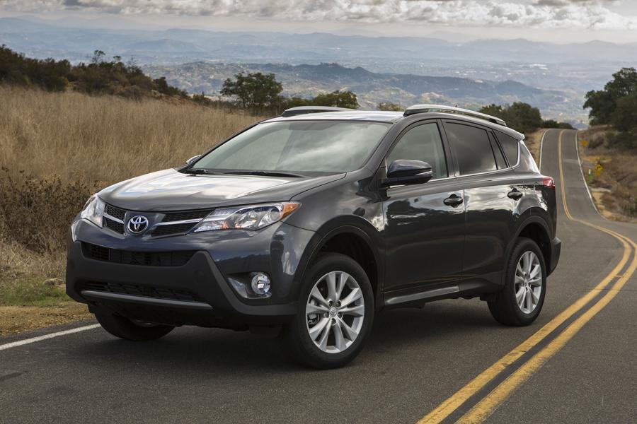 2012 Toyota RAV4 Photo 3 of 25