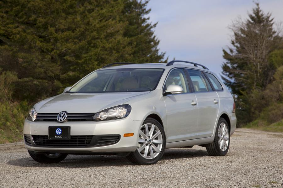 2012 Volkswagen Jetta SportWagen Photo 1 of 16