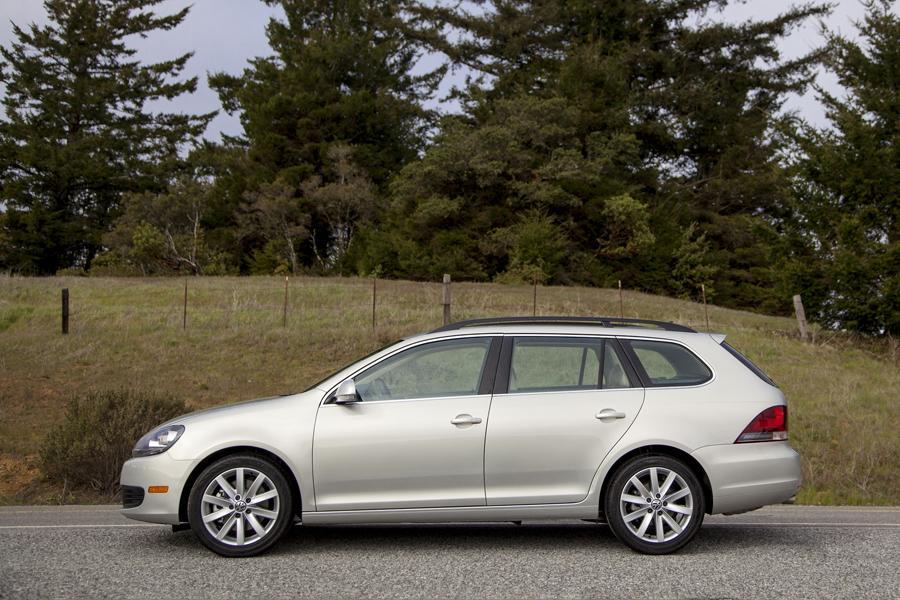 2012 Volkswagen Jetta SportWagen Photo 6 of 16