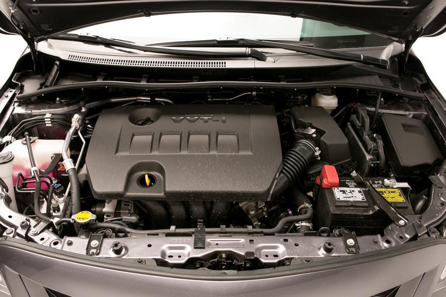 2013 Toyota Corolla Overview  Carscom