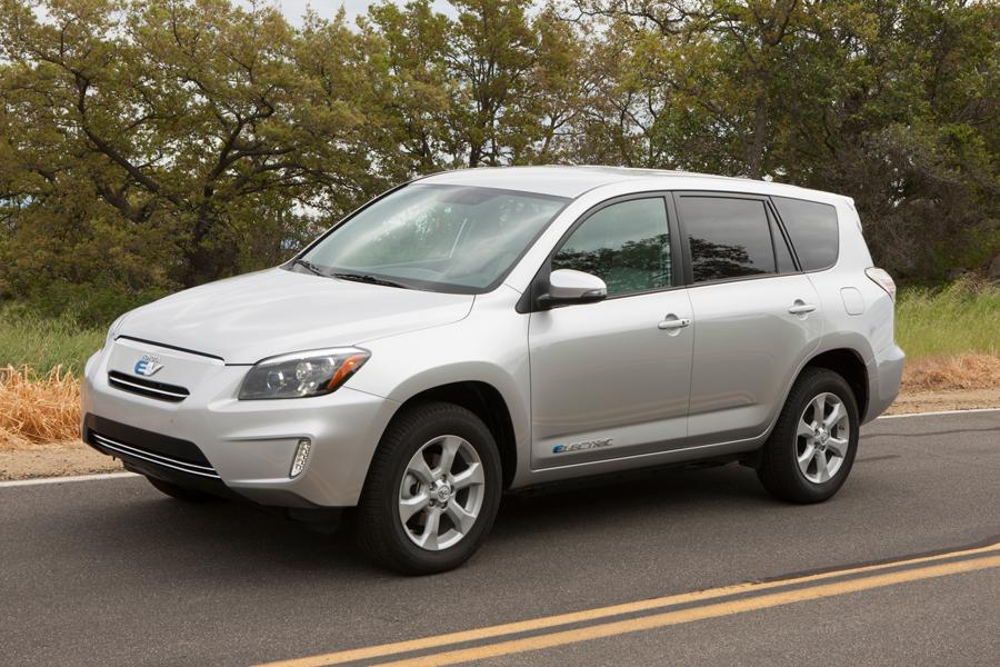 2013 toyota rav4 ev overview. Black Bedroom Furniture Sets. Home Design Ideas