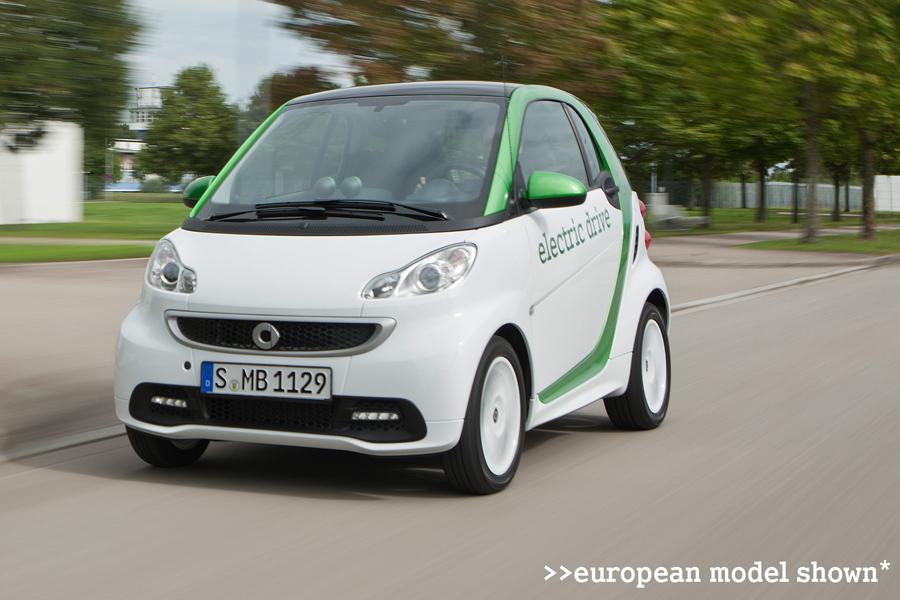 2013 smart ForTwo Electric Drive Overview  Carscom