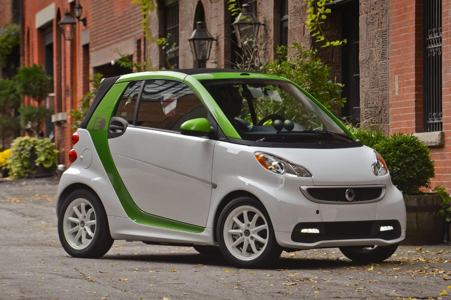 2013 smart ForTwo Electric Drive Photo 4 of 22