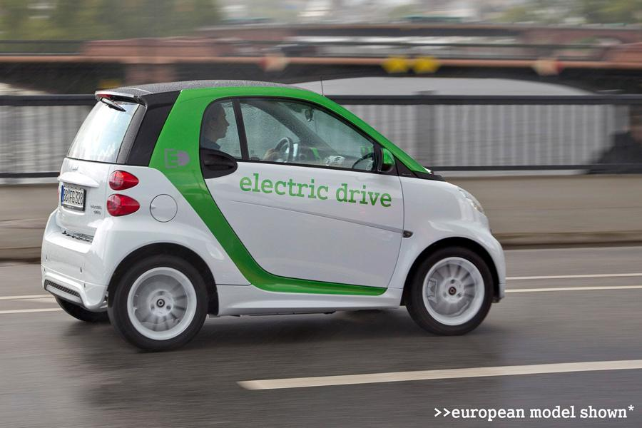 2013 smart ForTwo Electric Drive Photo 5 of 22