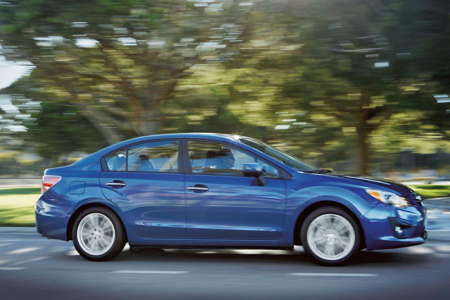 2013 Subaru Impreza Overview Cars Com
