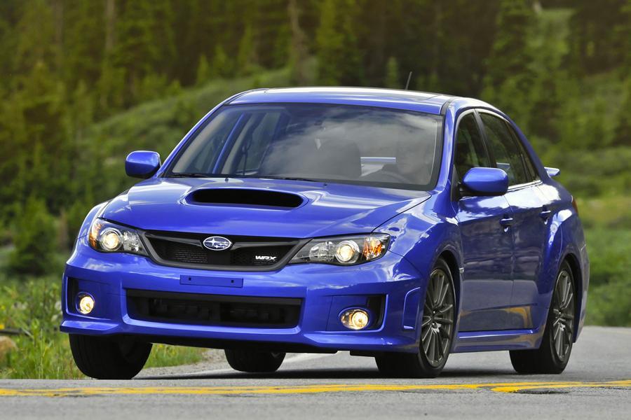2013 Subaru Impreza Wrx Overview Cars Com
