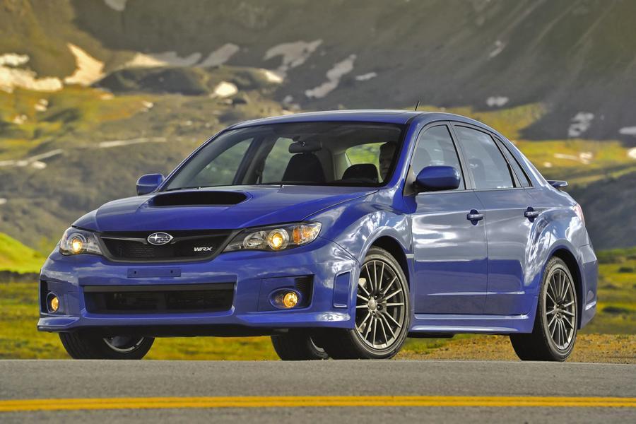 2013 Subaru Impreza WRX Photo 4 of 35