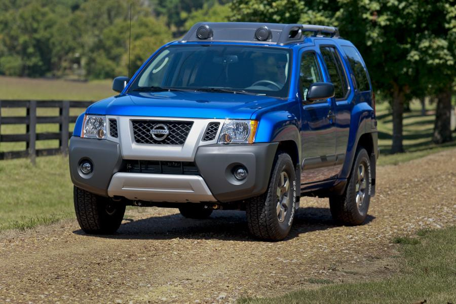 2013 Nissan Xterra Photo 1 of 40