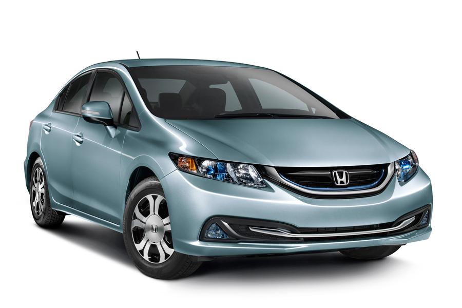 2013 Honda Civic Hybrid Photo 1 of 6