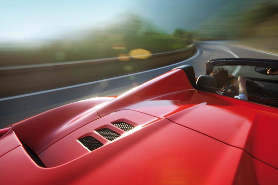 2013 Ferrari 458 Spider Photo 5 of 21