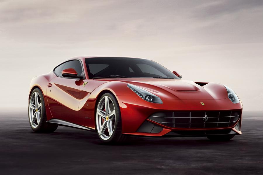 2013 Ferrari F12berlinetta Photo 2 of 21