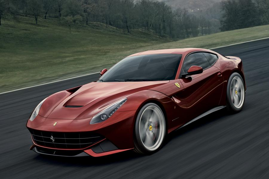 2013 Ferrari F12berlinetta Photo 3 of 21