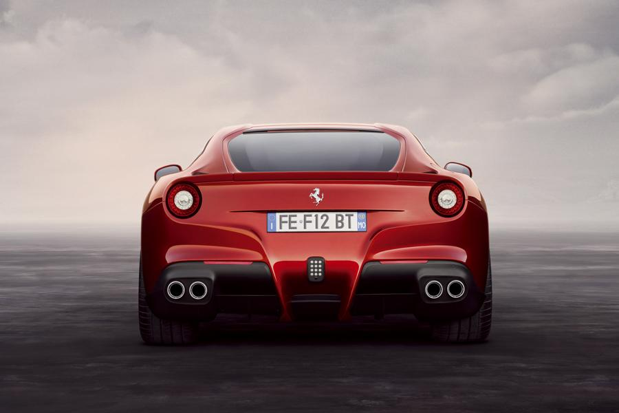 2013 Ferrari F12berlinetta Photo 4 of 21
