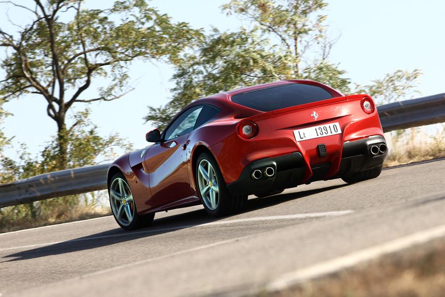 2013 Ferrari F12berlinetta Photo 5 of 21