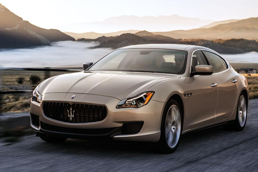 2013 maserati quattroporte overview. Black Bedroom Furniture Sets. Home Design Ideas
