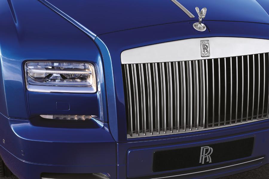 2013 Rolls-Royce Phantom Coupe Photo 3 of 20