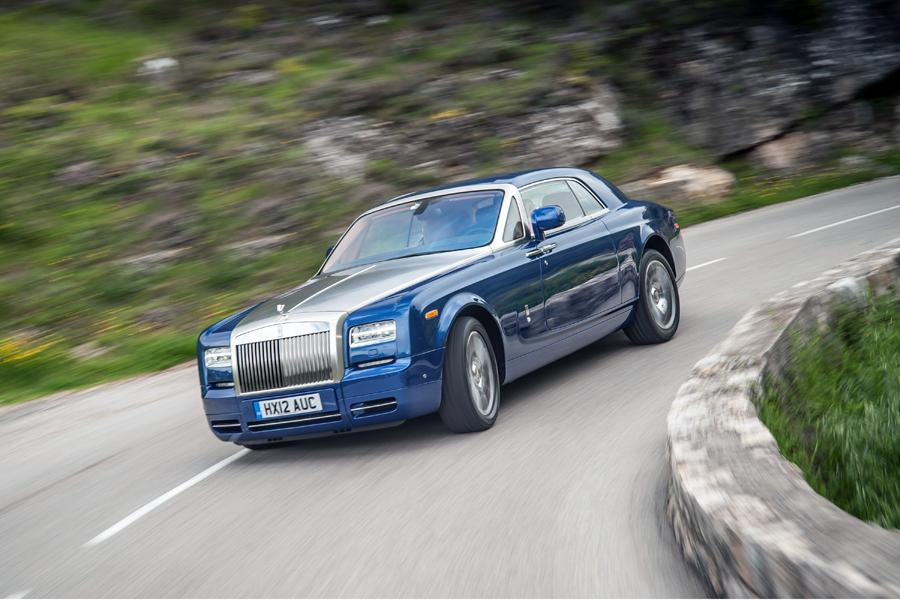 2012 Rolls-Royce Phantom Coupe Photo 4 of 19