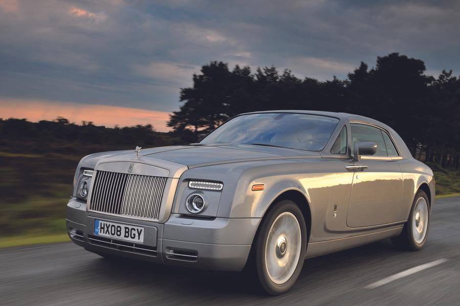 2012 Rolls-Royce Phantom Coupe Photo 5 of 19