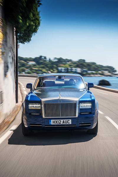 2013 Rolls-Royce Phantom Coupe Photo 5 of 20
