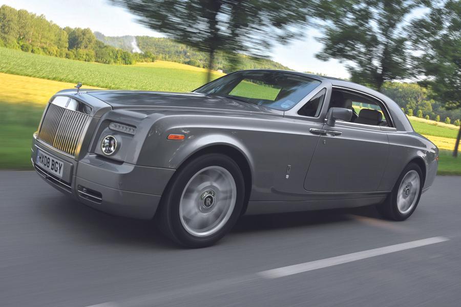 2013 Rolls-Royce Phantom Coupe Photo 1 of 20