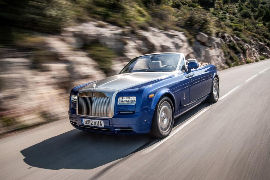 2013 RollsRoyce Phantom Drophead Coupe Specs Pictures Trims