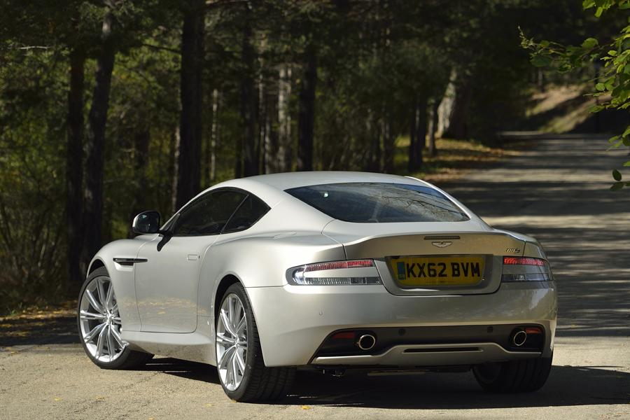 2013 Aston Martin DB9 Photo 4 of 20