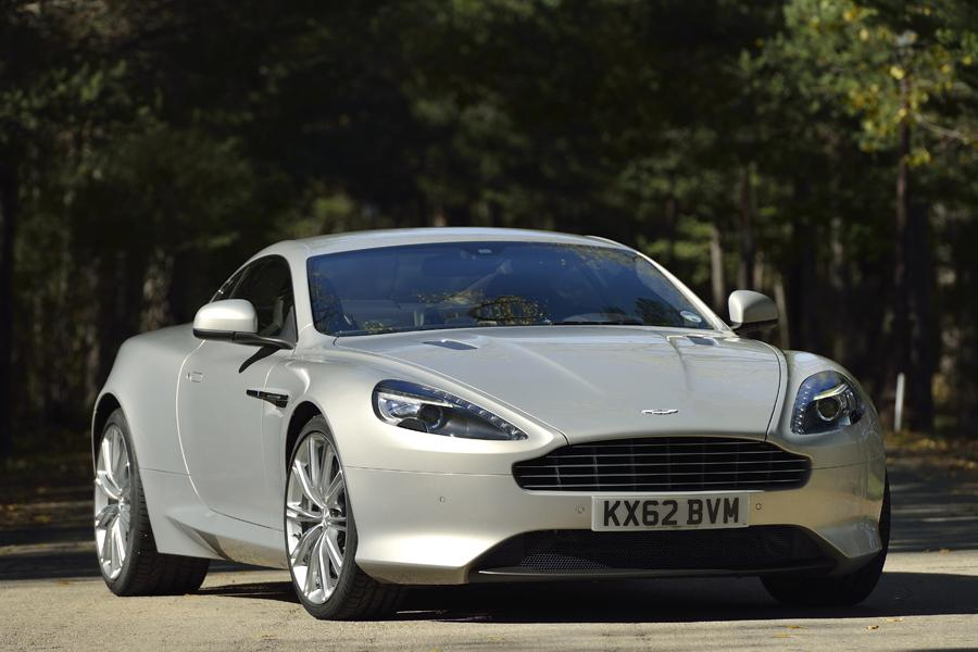 2013 Aston Martin DB9 Photo 5 of 20