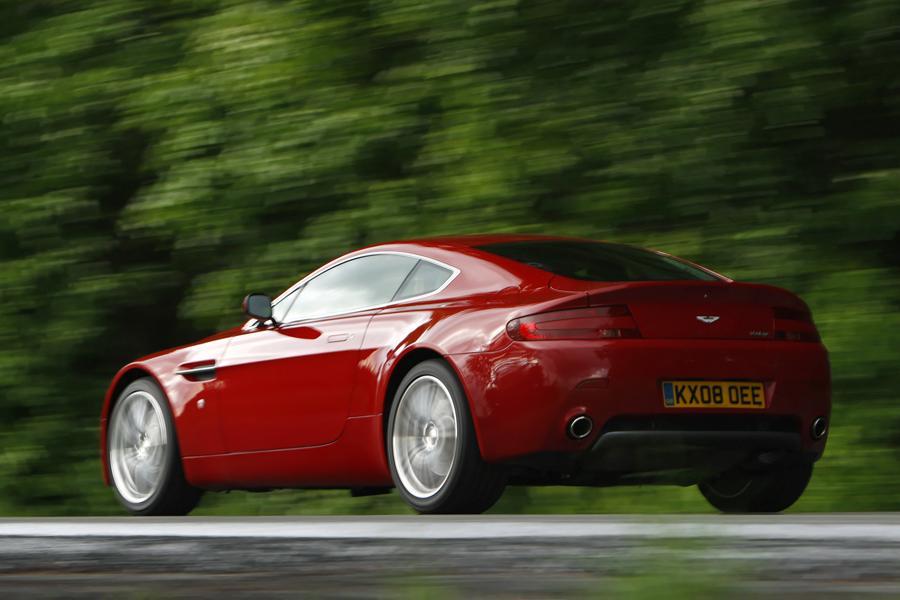 2013 Aston Martin V8 Vantage Photo 5 of 20